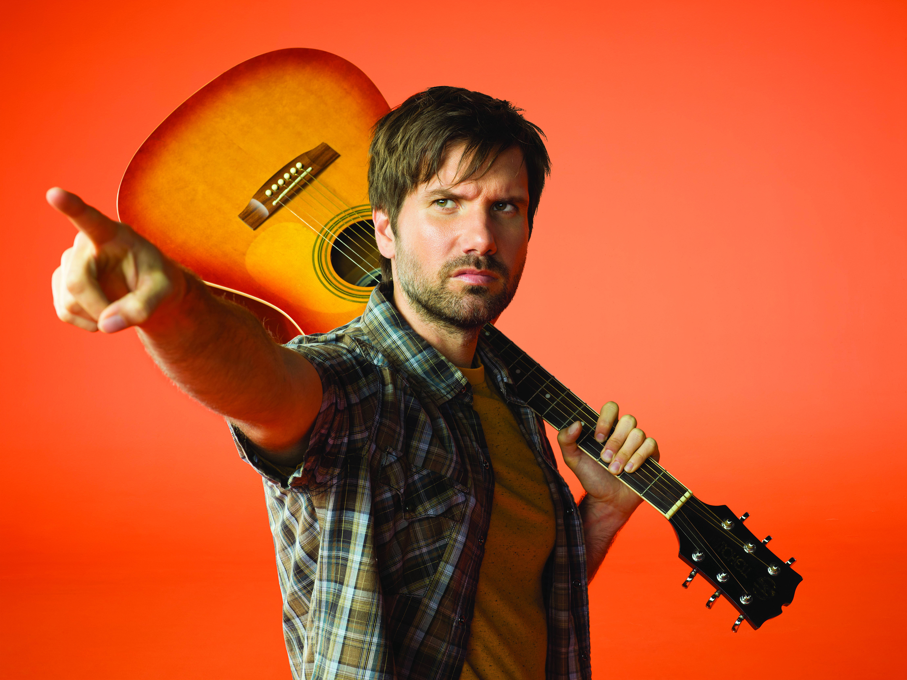 THE LEAGUE -- Pictured: Jon Lajoie as Taco -- CR: Matthais Clamer/FXX