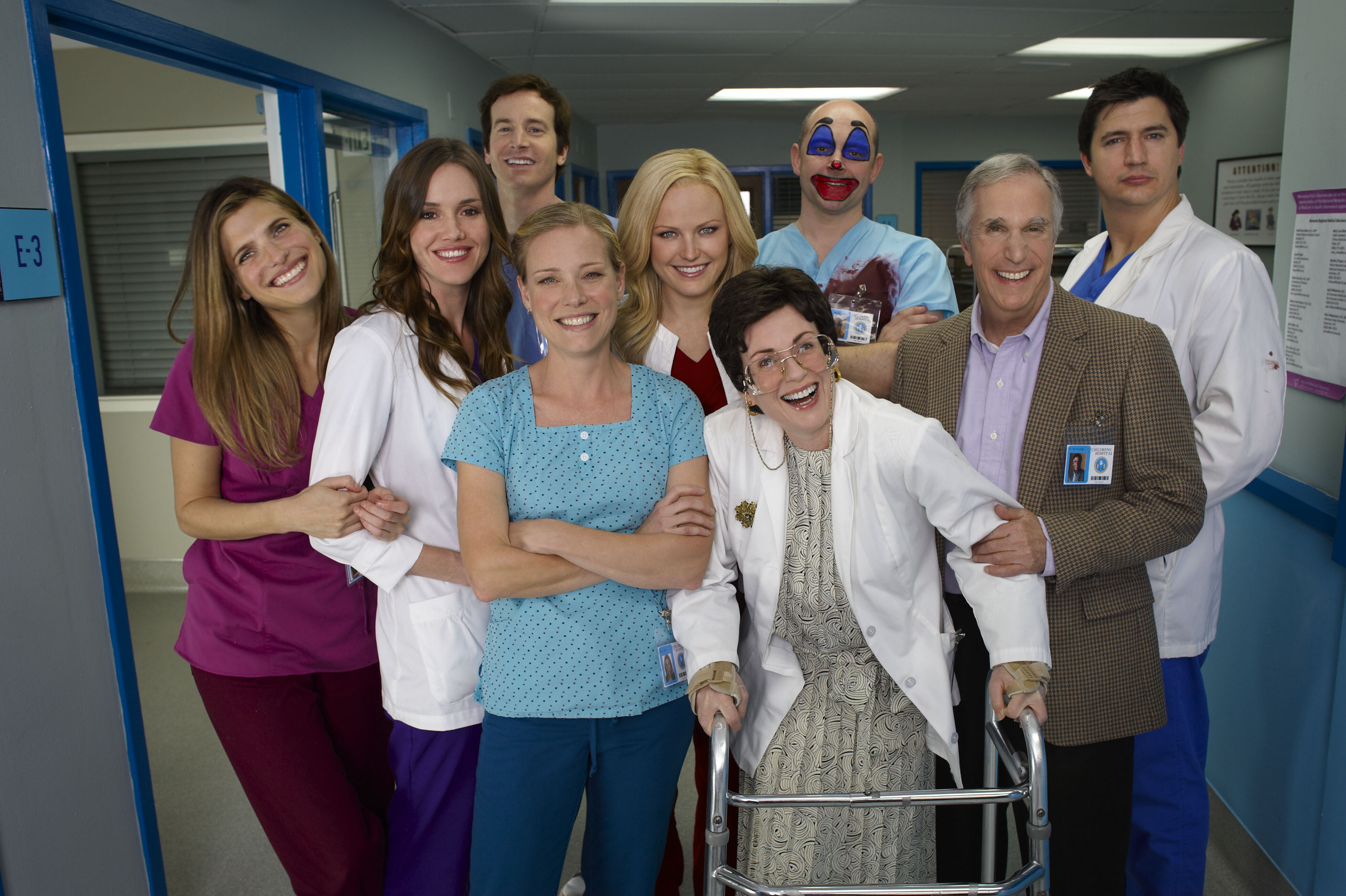 Sunday Must Watch: CHILDRENS HOSPITAL S2 premiere | My ...