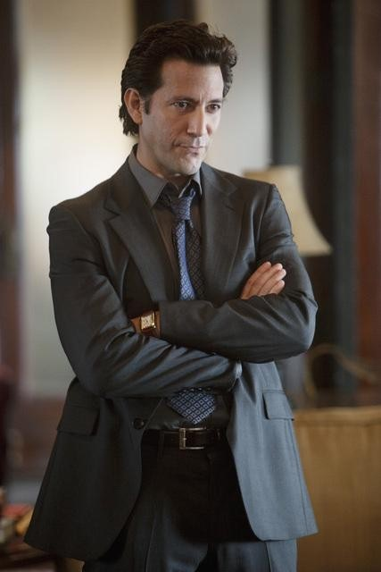 Henry Ian Cusick teases SCANDAL | My Take on TV Henry Ian Cusick Scandal
