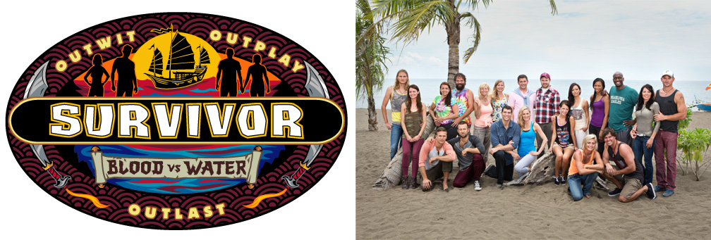 CBS Announces the 20 SURVIVOR cast members for Season 27: BLOOD VS