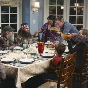 duck dynasty last man standing photos