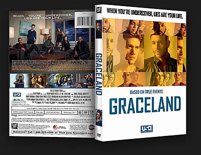 Graceland Temporadas (1,2,3)  HDTV  3x10